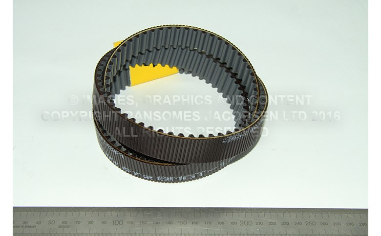004921140 POLY CHAIN 'GT' TOOTH BELT