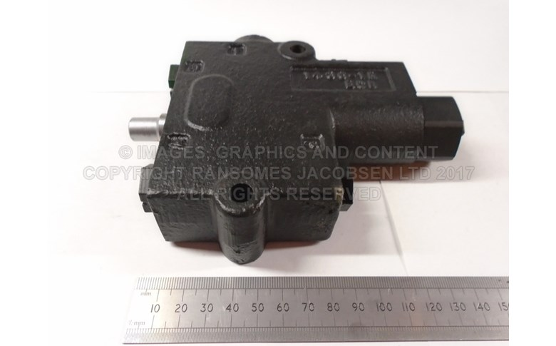 008010170 HYD DIVERTER VALVE 4 PORT
