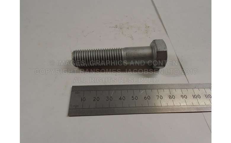 001009740 BOLT-HEX M16 x 70 (Gd10.9)