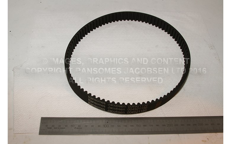 004921150 TOOTHED DRIVE BELT 7208MGT20.