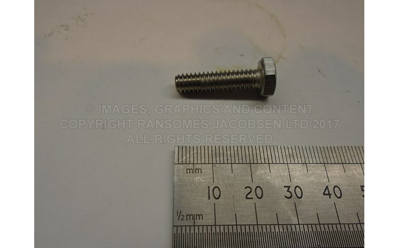 00661G8 SCREW - STAINLESS STEEL