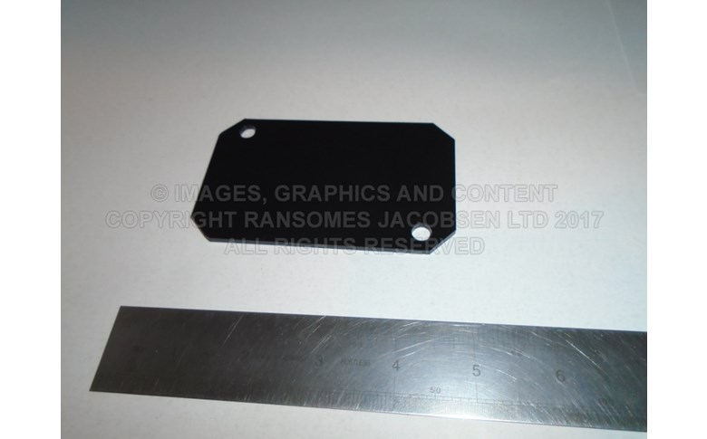 4272212 PLATE, BACKING