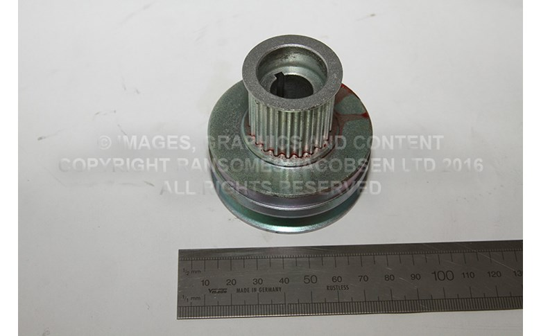 4300352 ASSEMBLY, PULLEY
