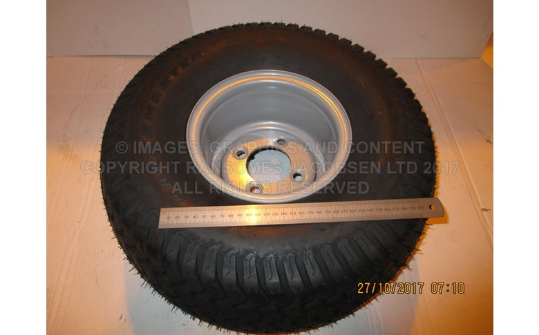 4301574 WHEEL AND TYRE ASSEMBLY - 20x10x8 6 PLY