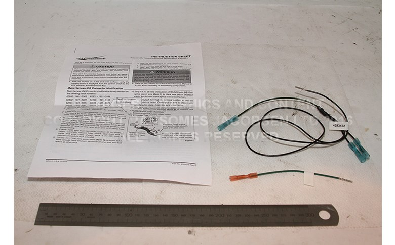 4301833 Kit, 322 steering system grounds