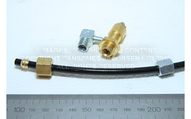 4329088 GREASE LINE ASSEMBLY